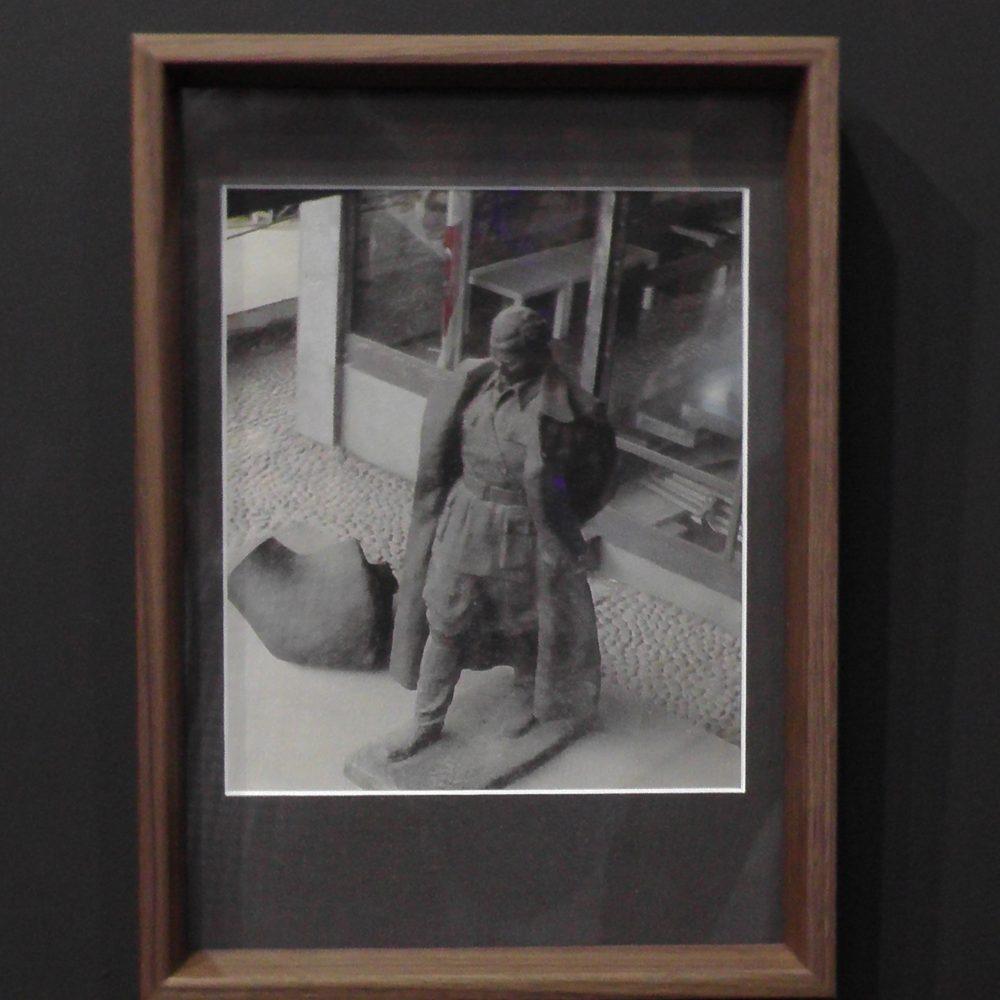 Tito Through Time (installation detail)